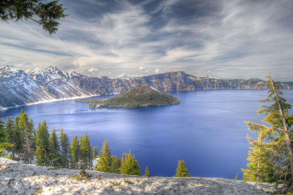 Crater-Lake-Klamath-Oregon
