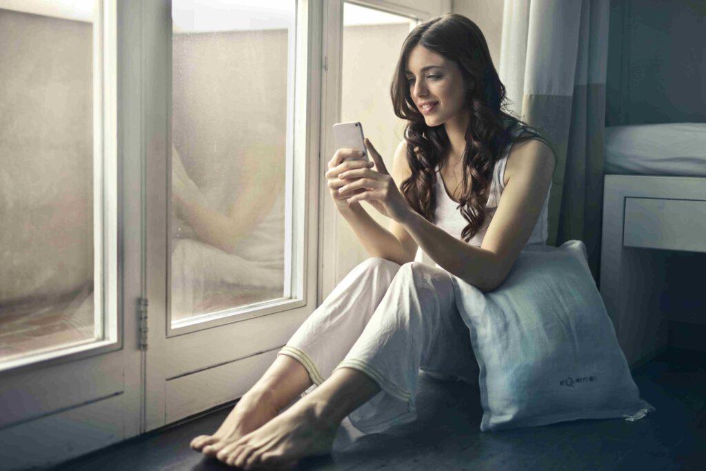 Random Text Ideas To Make A Girl Blush