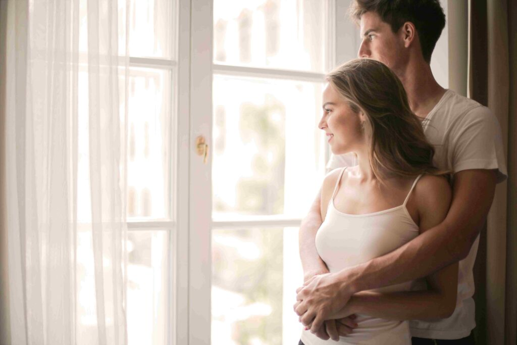 5 Ways To Show Love To Your Partner-Touch